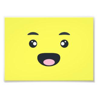 Smiling Emoji Photo Art