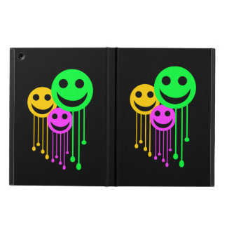 Smiling faces case for iPad air