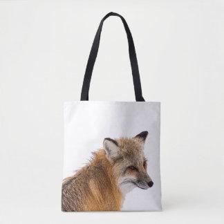 Smiling Fox Toddler Jersey Teete Bag