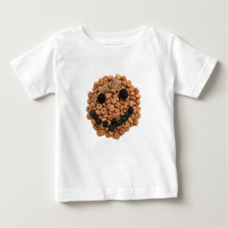 Smiling Fruit and Cereal Baby T-Shirt