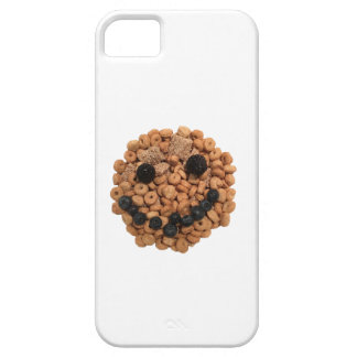 Smiling Fruit and Cereal iPhone 5 Cases