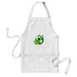 Smiling Green Eco-Earth Standard Apron