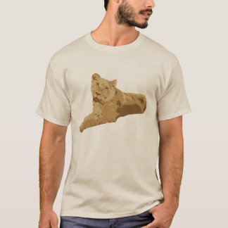 Smiling Lioness T-Shirt
