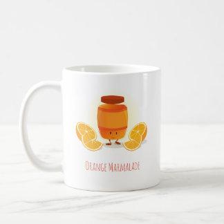 Smiling Marmalade Jam | Mug