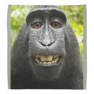 Smiling Monkey Bandana