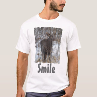 Smiling Moose T-Shirt