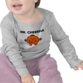 Smiling Mr. Cheerful Tshirts