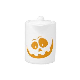 Smiling Orange Jack 'O Lantern Halloween Pumkin