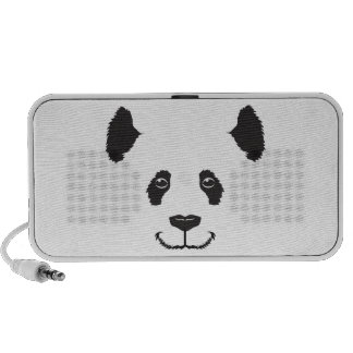Smiling Panda iPod Speaker