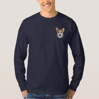 Smiling Pembroke Welsh Corgi T-Shirt