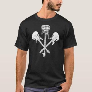 Smiling Politely guitar trinity T-Shirt