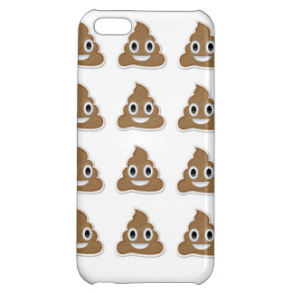 Smiling Poo Emoji Case