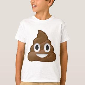 Smiling Poop Emoji T-Shirt
