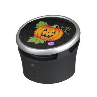 Smiling Pumpkin BlueTooth Speaker