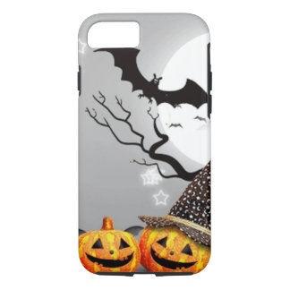 Smiling Pumpkins iPhone 8/7 Case