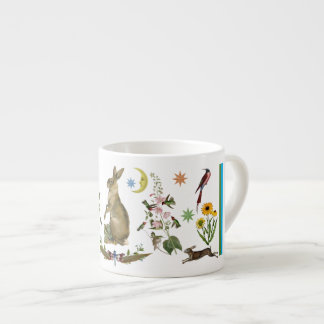Smiling Rabbit Espresso Cup