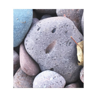 Smiling Rock on Canvas