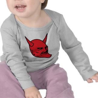smiling_satan t-shirt