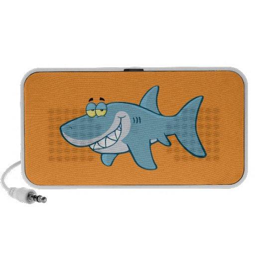 Smiling Shark Laptop Speakers