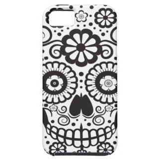 Smiling Sugar Skull Case For The iPhone 5