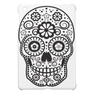 Smiling Sugar Skull iPad Mini Case