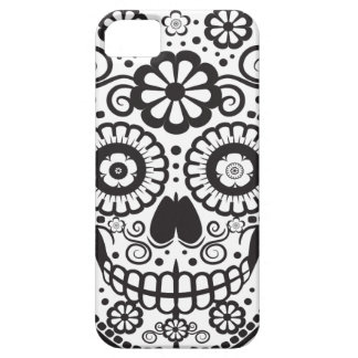 Smiling Sugar Skull iPhone 5 Cases