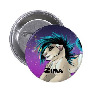 smily Zima Pin