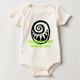 smiral, STONEHENGE FREE FESTIVAL 2012 Baby Bodysuit