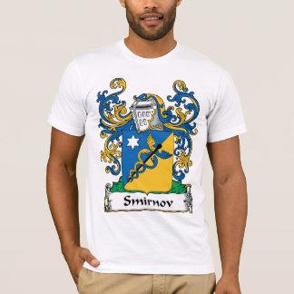 Smirnov Family Crest T-Shirt
