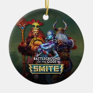 SMITE: Gods Christmas Tree Ornaments