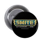 SMITE Logo Battleground of the Gods 6 Cm Round Badge