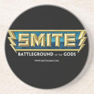 SMITE Logo Battleground of the Gods Coaster