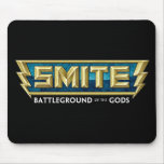 SMITE Logo Battleground of the Gods Mouse Pad