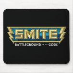 SMITE Logo Battleground of the Gods Mouse Pads