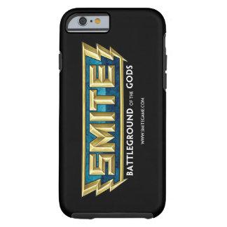SMITE Logo Battleground of the Gods Tough iPhone 6 Case