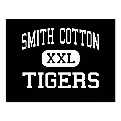 Smith Cotton - Tigers - High - Sedalia Missouri Post Cards