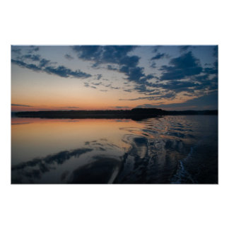 Smith Cove Sunrise poster - 1