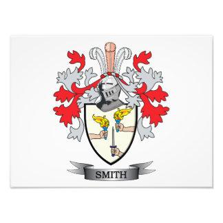 Smith-Ireland-Coat-of-Arms Photo Art