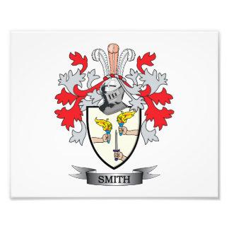 Smith-Ireland-Coat-of-Arms Photo Print