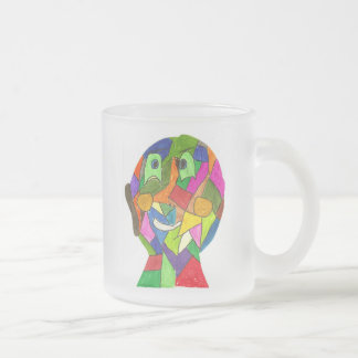 smith-rileyc frosted glass coffee mug