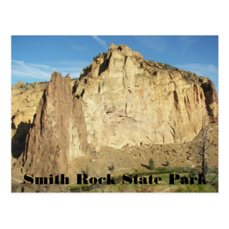 Smith Rock State Park Travel Postcard
