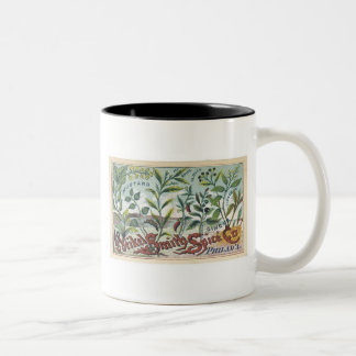 Smith Spice Company Philadelphia Coffee Mugs