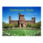 Smithsonian Castle, Washington DC Postcard