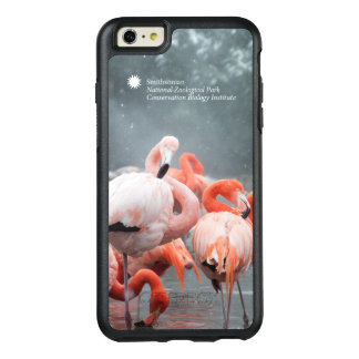 Smithsonian | Flamingos In The Snow OtterBox iPhone 6/6s Plus Case