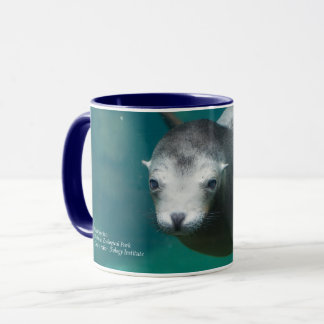 Smithsonian | Sea Lion Mug