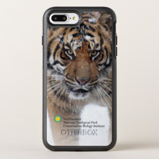 Smithsonian | Sumatran Tiger Damai OtterBox Symmetry iPhone 8 Plus/7 Plus Case