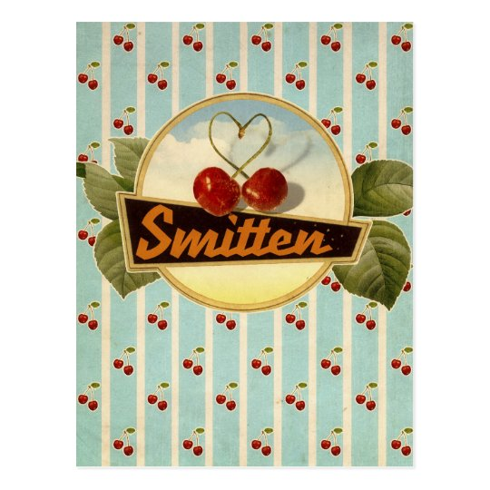 Smitten Postcard