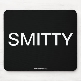 "SMITTY ""Cash"" Mouse Pad"