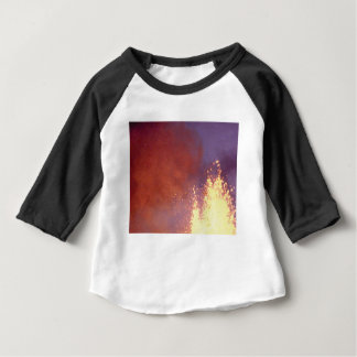 smoke and fire baby T-Shirt