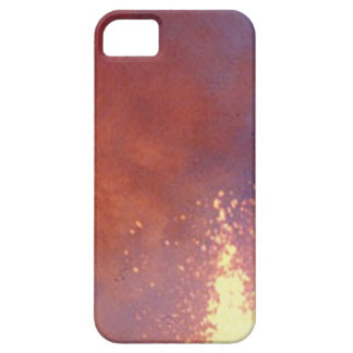 smoke and fire barely there iPhone 5 case